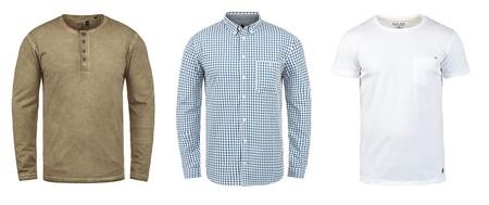 Día del padre 2018: camisetas, jerseys y camisas Blend, Indicode y Solid rebajadas en Amazon