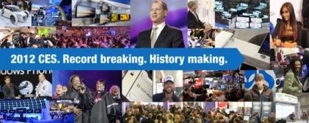 ¿Con qué te quedas del CES 2012? Pregunta de la semana
