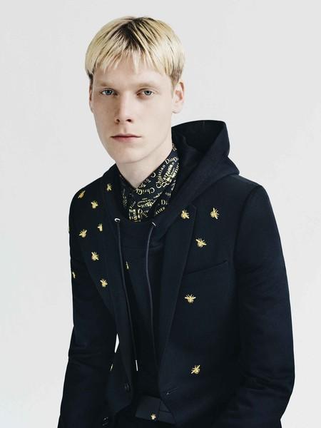 Dior Homme Contrasta Con Detalles En Oro Un Adelanto De Su Coleccion De Invierno