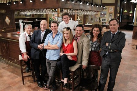 Telecinco cancela 'Cheers' oficialmente