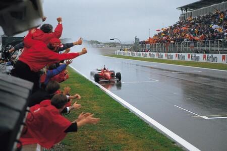 Schumacher Barcelona F1 1996