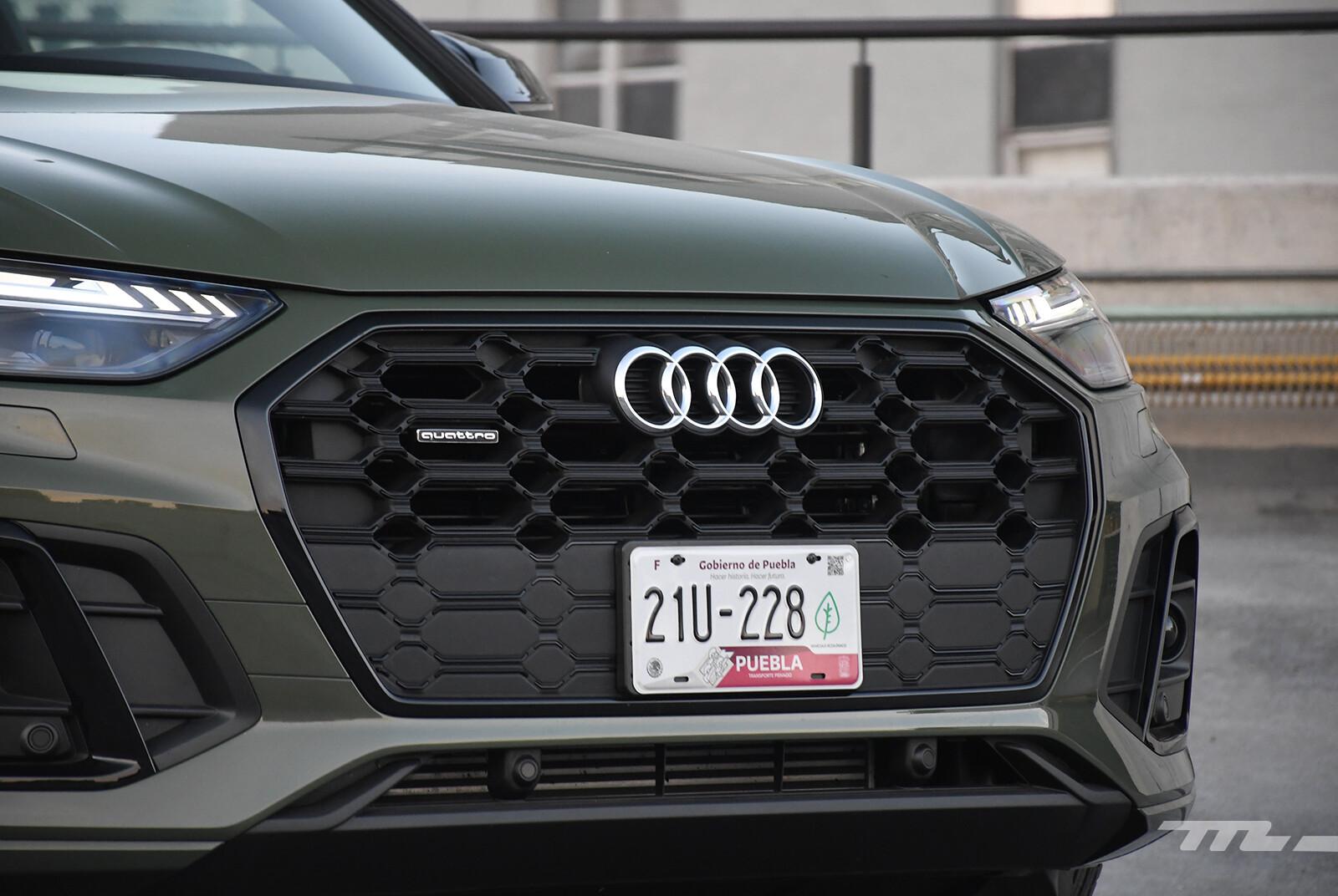 Foto de Audi Q5 2021 (prueba) (7/24)
