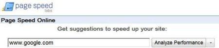 Google Page Speed Online, mide el rendimiento de tu sitio web