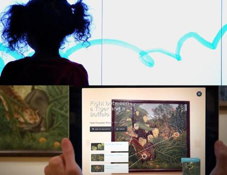 Arte y tecnología, cuando ambos se encuentran en un museo