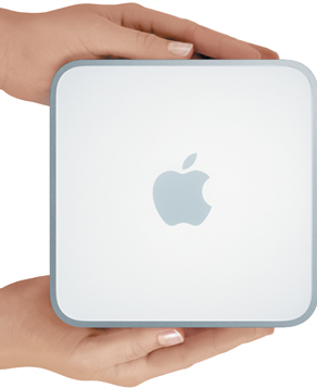 Actualización del Mac mini