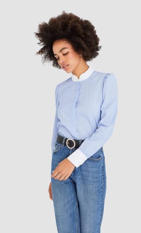 Camisas De Cuello Victoriano13