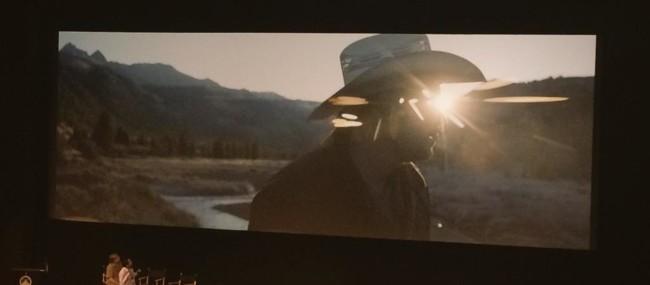 El amor ultrapanorámico de Quentin Tarantino por la cinematografía química
