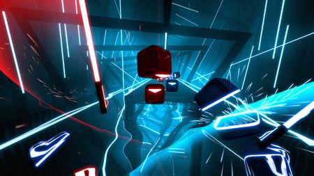 Beat Saber llevará el ritmo a PlayStation VR con sus sables láser dentro de un par de semanas