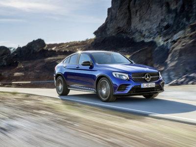 Mercedes-Benz GLC Coupé, la guerra entre las marcas alemanas apenas ha comenzado