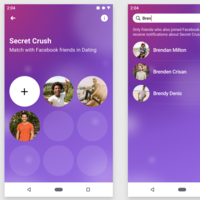 Secret Crush: como Tinder, pero con tus amigos de Facebook