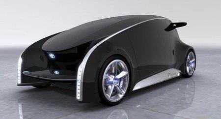 Toyota Fun-Vii, nuevo prototipo en el que tú escoges el diseño