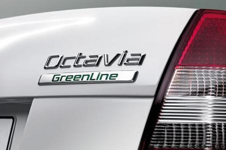 Skoda Octavia Greenline
