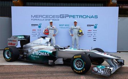 Resumen Fórmula 1 2011: Mercedes GP, de mal en peor
