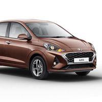 El Hyundai Aura está listo para reemplazar al Grand i10 Sedán en 2020