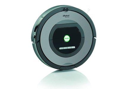 Por sólo 374,99 euros, ahorra tiempo en la limpieza de tu hogar con el Roomba 772 de iRobot