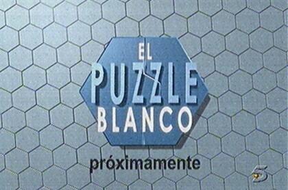 El puzzle blanco, más sucesos en Telecinco