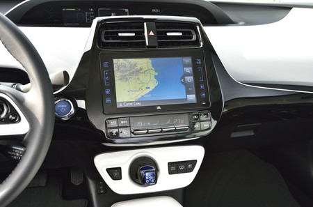 Cambio e-CVT de Toyota