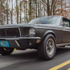 Foto 5 de 13 de la galería ford-mustang-bullitt-1968 en Motorpasión