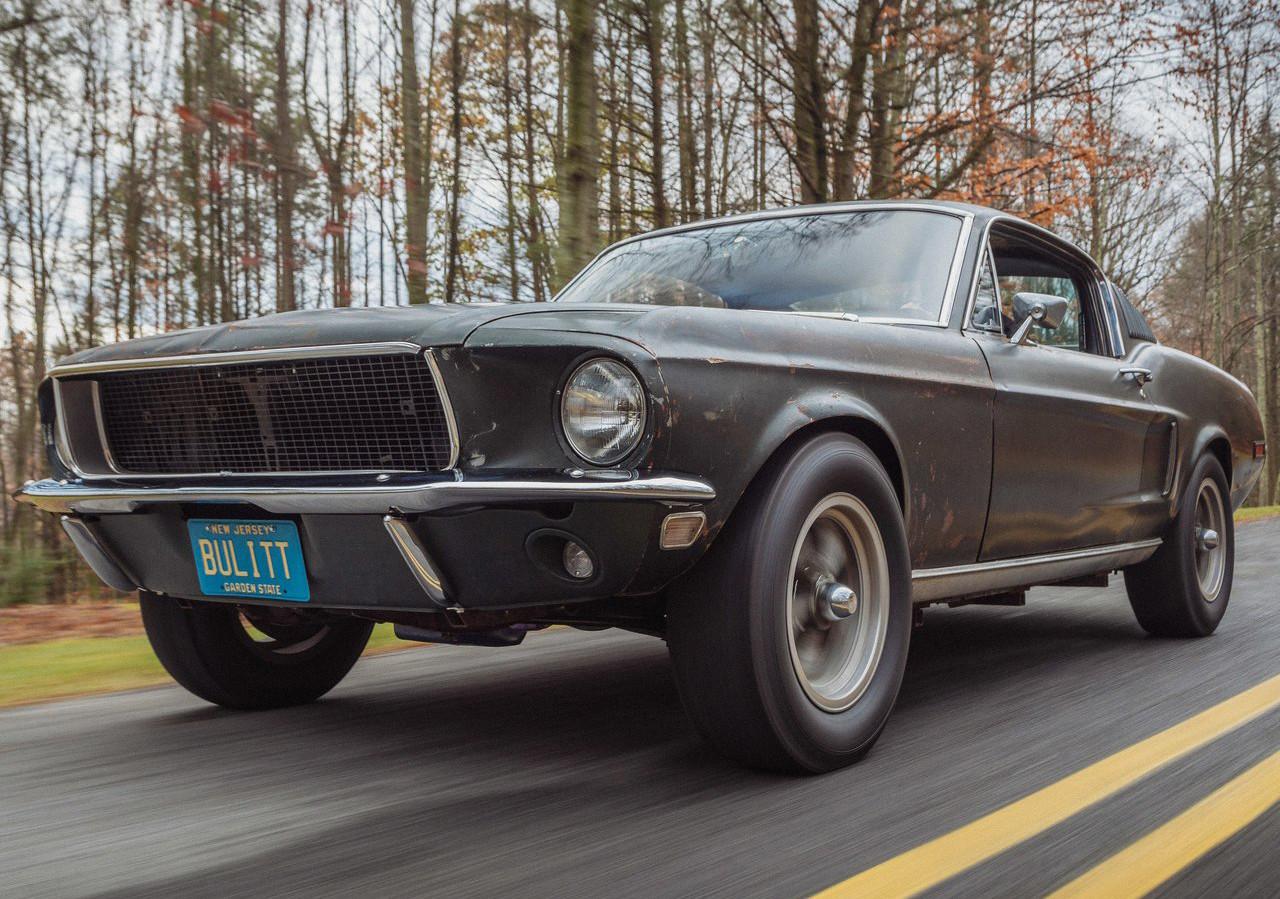 Foto de Ford Mustang Bullitt 1968 (5/13)