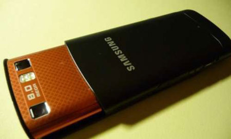 Samsung Loches asoma su cámara de 8 megapíxeles antes del MWC