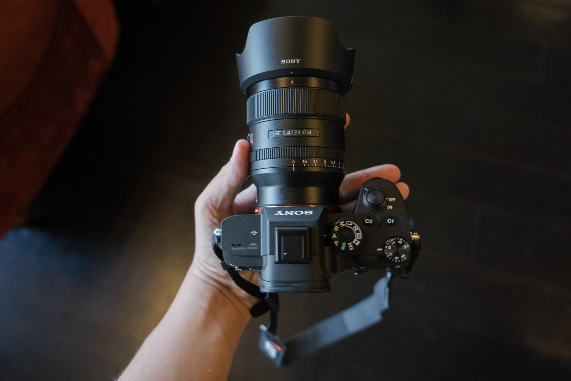 Foto de Sony FE 24 mm f1.4 GM (3/13)