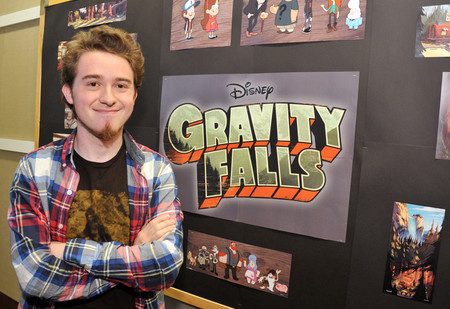 Gravity Falls 01 Alex Hirsch