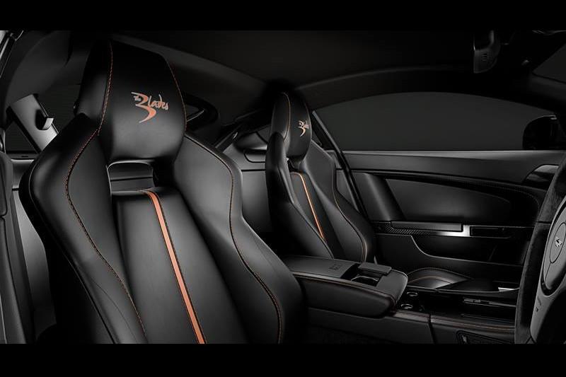 Foto de Aston Martin V8 Vantage S Blades Edition (4/5)