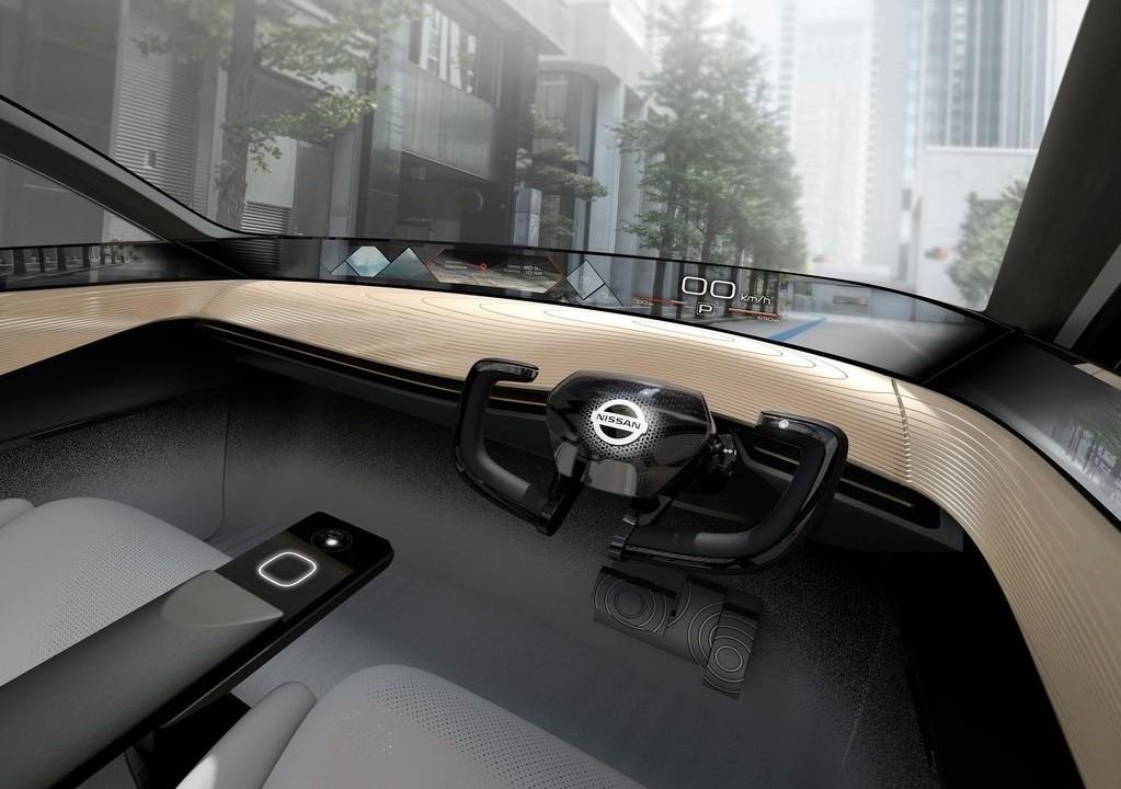 Foto de Nissan IMx Kuro concept (4/10)