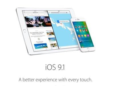 iOS 9.1 llega a su quinta beta y ya está disponible para desarrolladores y beta testers