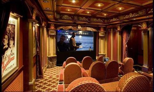 Tu propia sala de cine en casa - Sala de cine en casa ...