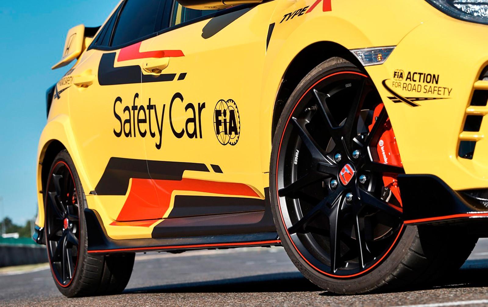 Foto de Honda Civic Type R Limited Edition Safety Car WTCR 2020 (4/9)