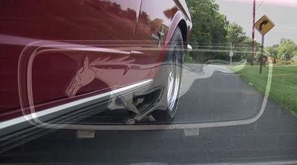 Vídeo dedicado al Ford Mustang de Five For Fighting
