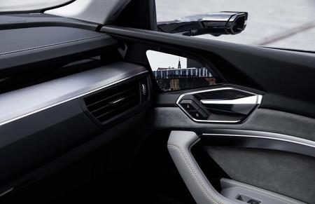 El primer auto sin espejos retrovisores llegará este año y será el Audi e-tron
