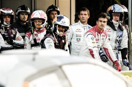 Así quedan conformados los equipos para el Mundial de Rallyes de 2014