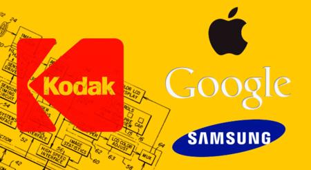 Apple y Google intentarán hacerse con las patentes de Kodak