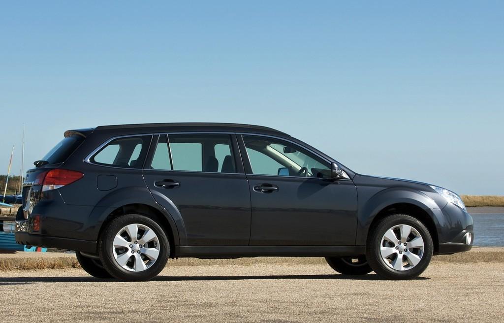 Foto de Subaru Outback 2010 (9/10)