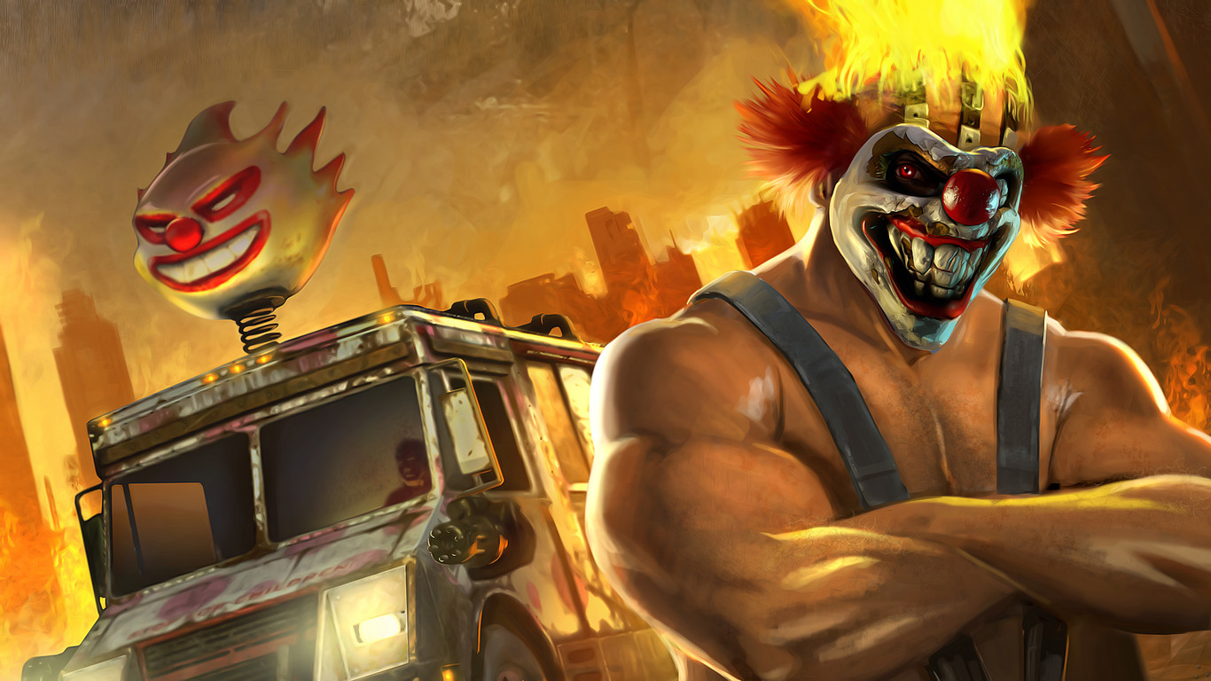 Sorpresa! El primer proyecto de Playstation Productions confirmado para  televisión es Twisted Metal