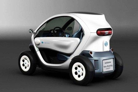 El Nissan Twizy comienza sus primeras pruebas en Japón