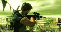 'Resident Evil: The Mercenaries 3D', espectacular en vídeo. Potencia gráfica en Nintendo 3DS