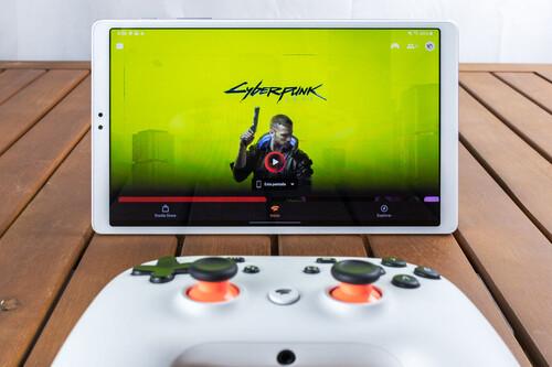 Samsung Galaxy Tab A7 Lite, análisis: sin pulgadas de más, con precio de menos