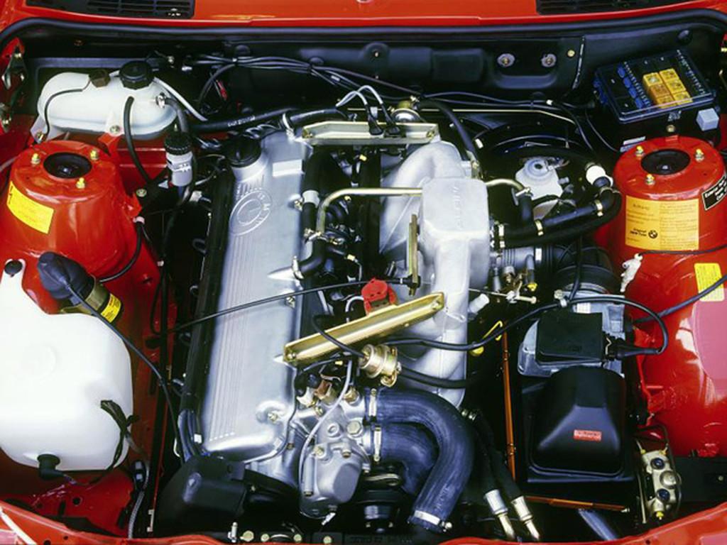 Bmw 333i motor