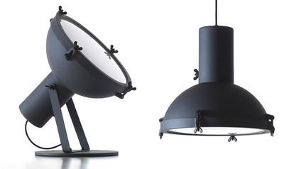 Projecteur 365, la nueva lámpara de Le Corbusier