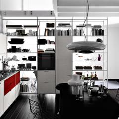 Foto 2 de 21 de la galería meccanica-un-sistema-de-almacenaje-muy-versatil-y-minimalista en Decoesfera