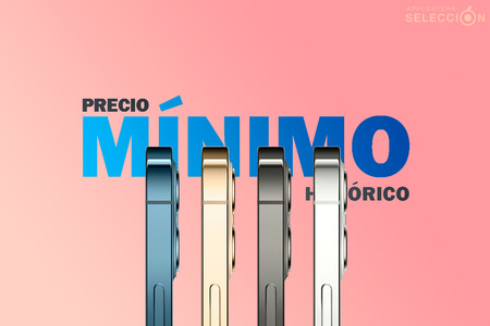 El iPhone 12 Pro alcanzan su precio mínimo histórico en Amazon antes del Prime Day: 512 GB a 1.350,03 euros