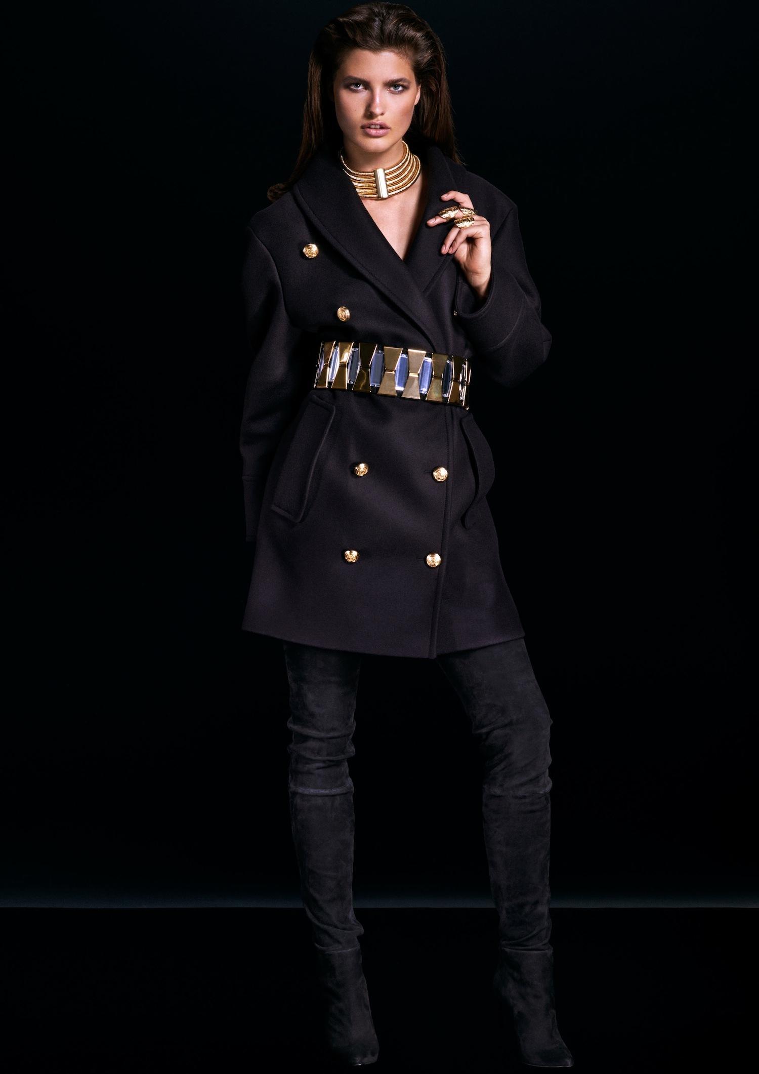 Foto de Lookbook de H&M x Balmain (13/38)