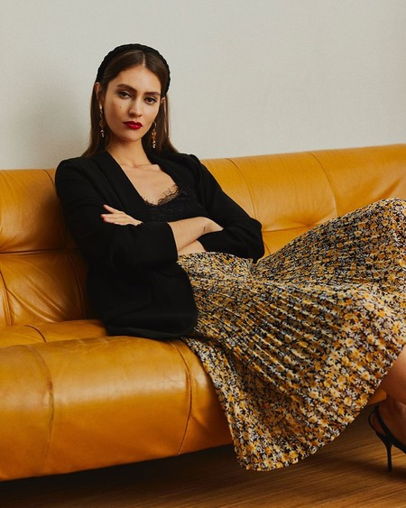 De tul, plisadas, satinadas, con botones... En Letfies tienen una falda midi para todos los gustos
