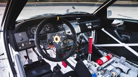 Este Ford Escort RS Cosworth de rally es el último juguete de Ken Block