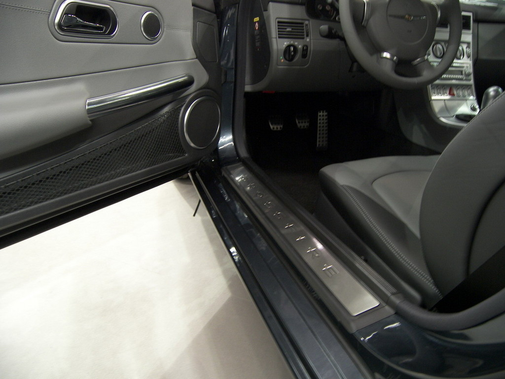 Foto de Chrysler Crossfire en el Salón de Vigo (6/14)