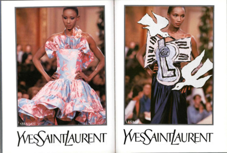 Yves Saint Laurent 1988
