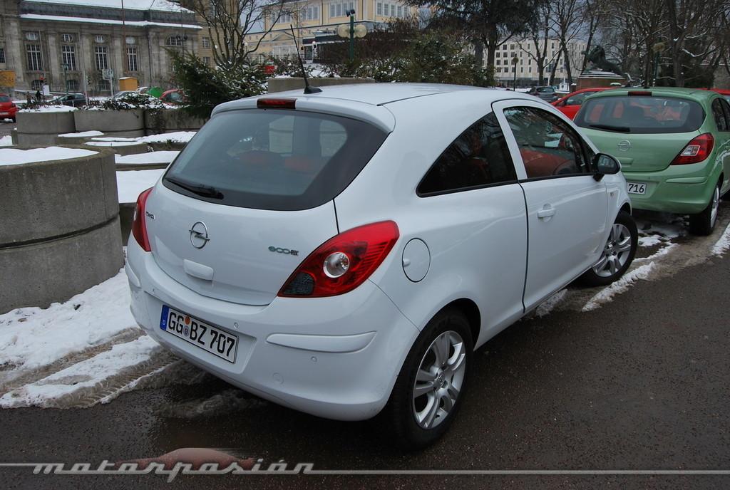 Foto de Opel Corsa 2010 (presentación) (23/37)